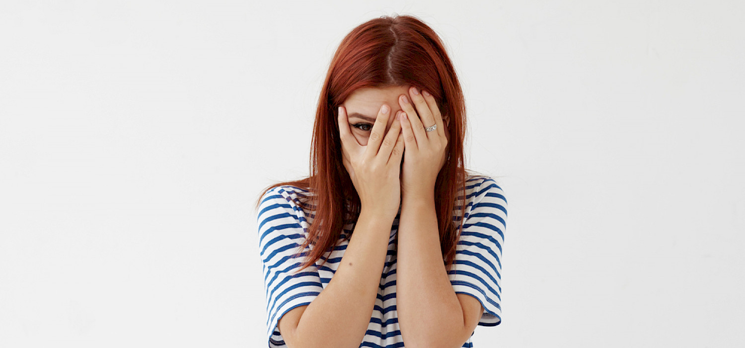 Best hypnotherapy to stop blushing